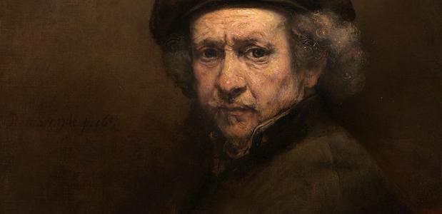 Rembrandt van Rijn Marten en Oopjen