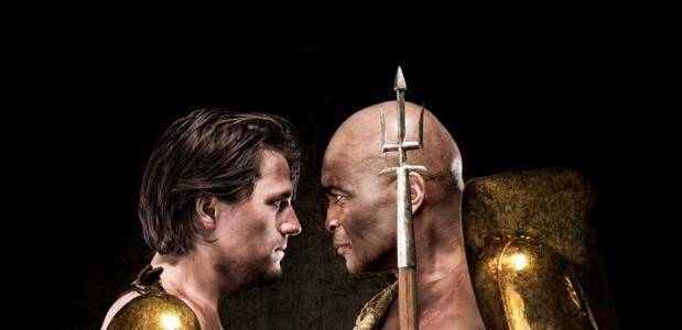 Gladiatoren in het Valkhof