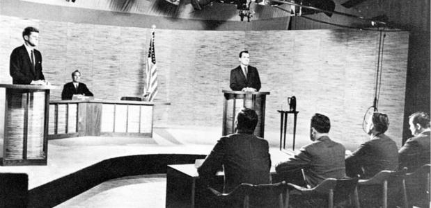 TV debat Amerikaanse Presidentsverkiezingen