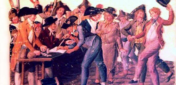 De Eeuw Van Het Nationalisme Isgeschiedenis