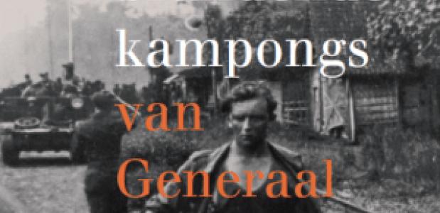 Brandende kampongs generaal Spoor