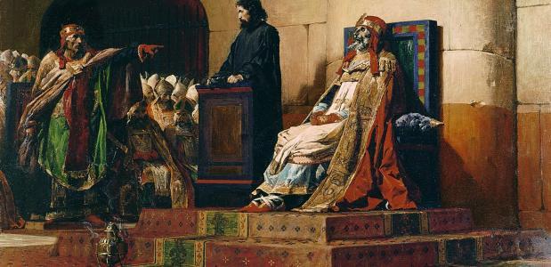 opmerkelijke pausen