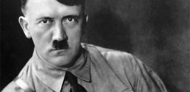 Adolf Hitler Bierkellerputsch vrijgelaten