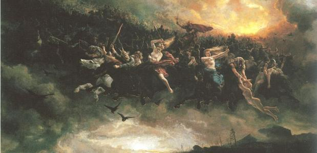 Wilde Jacht Wodan