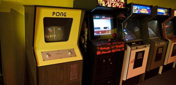 Klassieke arcadegames