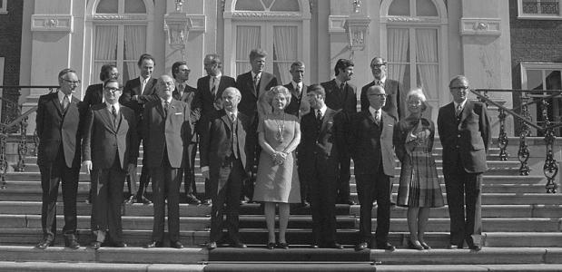 Formaties in de Nederlandse politiek