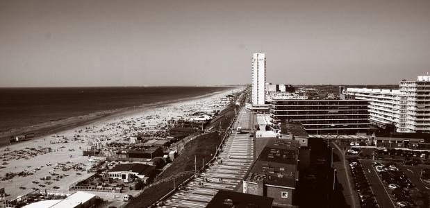 Geschiedenis van vakantie in Zandvoort