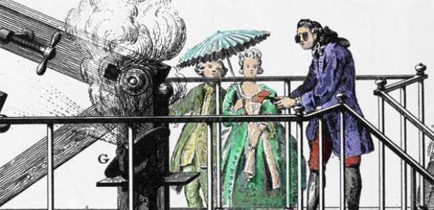 Geschiedenis van de Zonnebril