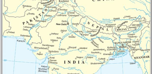 South Asia, By UN (UN.org) [Public domain], via Wikimedia Commons