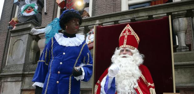 Verschillende Identiteiten Van Zwarte Piet Isgeschiedenis