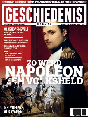 Geschiedenis magazine 3 2019