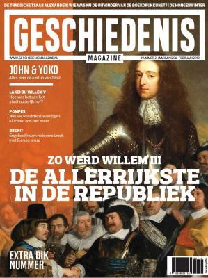 Geschiedenis magazine 2 2019