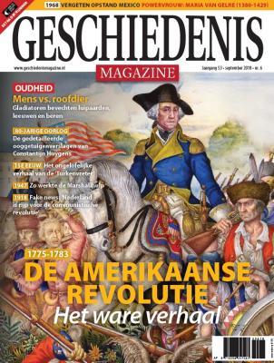Geschiedenis Magazine 2018-7