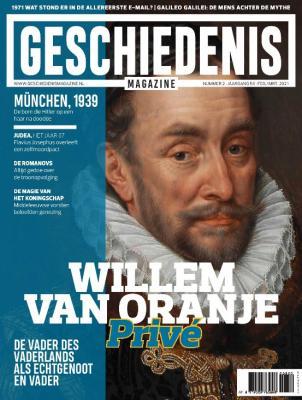 Geschiedenis Magazine abonnement