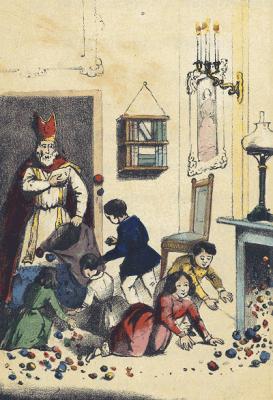Sinterklaasgedichten En Hun Geschiedenis Isgeschiedenis