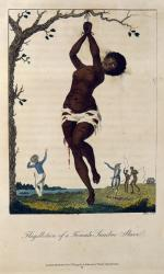 Flaggellation of a Samboe Slave