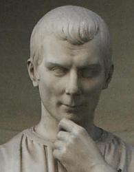 Niccolò Machiavelli Geestelijk Vader Van De Vorst