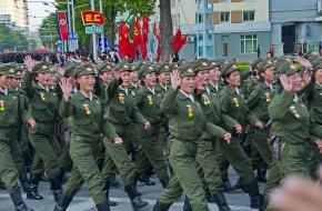 Noord Korea geschiedenis