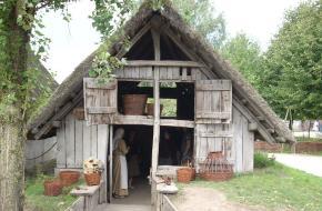 Hoe zag een middeleeuws huis eruit?