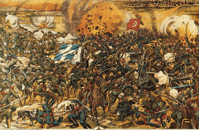 Slag om Sakarya, Grieks-Turkse oorlog