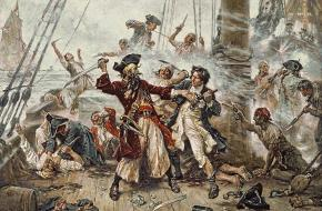 Piraten kapers boekaniers