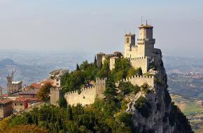 Geschiedenis San Marino