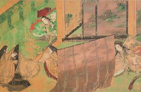 Heian-periode Vertelling van Ganji