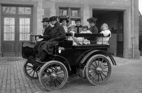 Geschiedenis van de elektrische auto