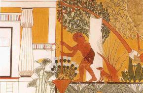 Tuinen oude Egypte