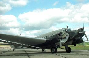 Junkers Ju-52 Tante Ju