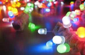 Geschiedenis LED verlichting