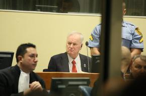 Mladic Joegoslaviëtribunaal