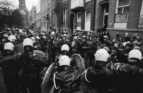 Krakers Amsterdam woningnood