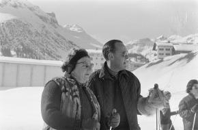 prins Bernhard konining Juliana Lech