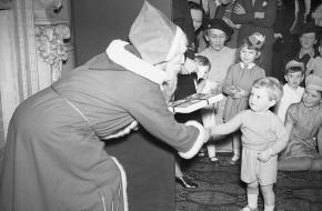 Geschiedenis kerstcadeaus