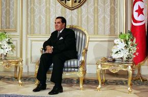 Ben Ali Tunesië Arabische Lente