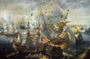 zeeslag bij gibraltar