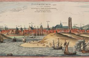 Duinkerke in 1641