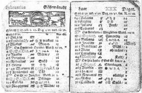 30 februari 1712 in de Zweedse kalender