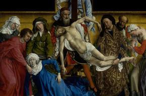 Rogier van der Weyden Vlaamse primitieven