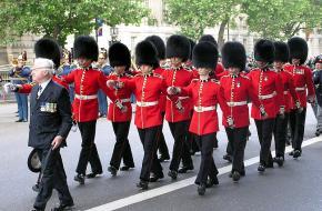 Paleiswacht Buckingham Palace
