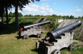 uitvinding van het kanon