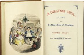 Charles Dickens A Christmas Carol geschiedenis