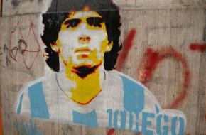 Maradona hand van god