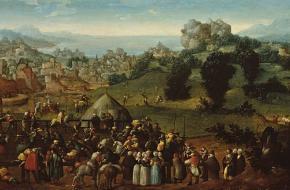 Nederlandse schilders in Italië