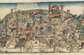 de geschiedenis van Jeruzalem hoofdstad van Israel