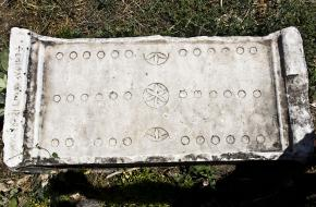 Romeinse bordspellen