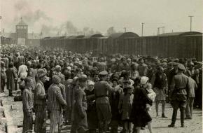 Auschwitz, mei-juni 1944