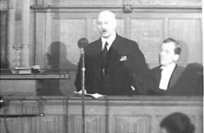 Was minister-president Gerbrandy betrokken bij de Velser Affaire?