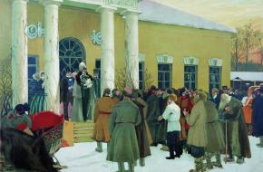Afschaffing lijfeigenschap Rusland 1861